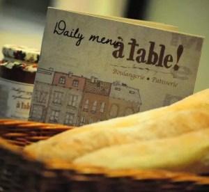 Una colazione alla francese