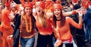 Festeggiare ad Amsterdam il Giorno della Regina