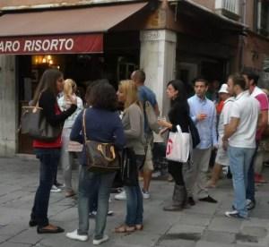 Bacaro Risorto, ottimo bacaro a Venezia