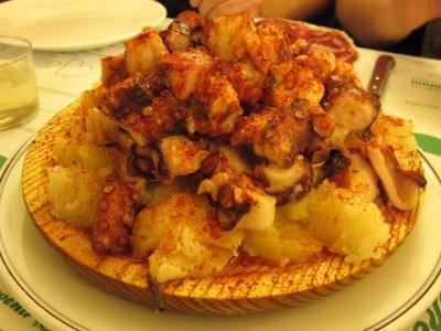 O porvenir mangiare gallego a barcellona a 25 viaggi for Barcellona vacanze low cost