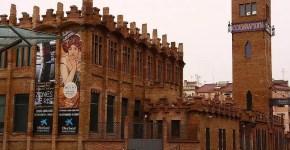 Caixa Forum a pagamento da Maggio a Barcellona