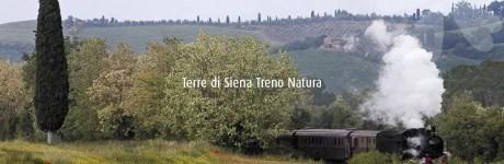 Treno Natura, in treno a vapore in Toscana