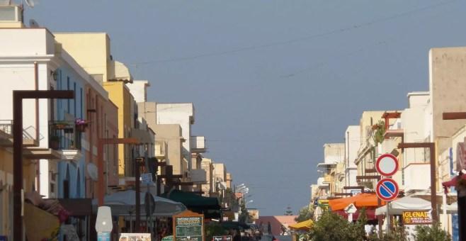 Lampedusa dove mangiare e dove fare shopping for Cosa mangiare a roma