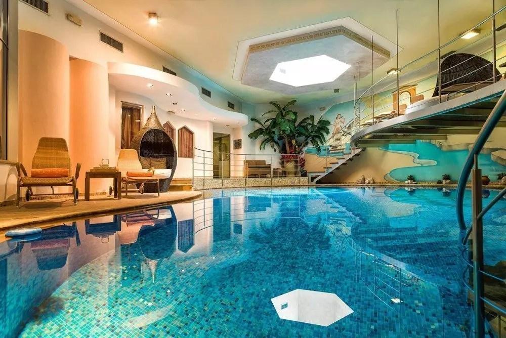 Moena recensione leading relax hotel maria - Hotel moena piscina ...