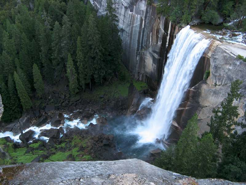 Fall Mist Wallpaper Yosemite Valley Le Escursioni E I Sentieri Da Non Perdere