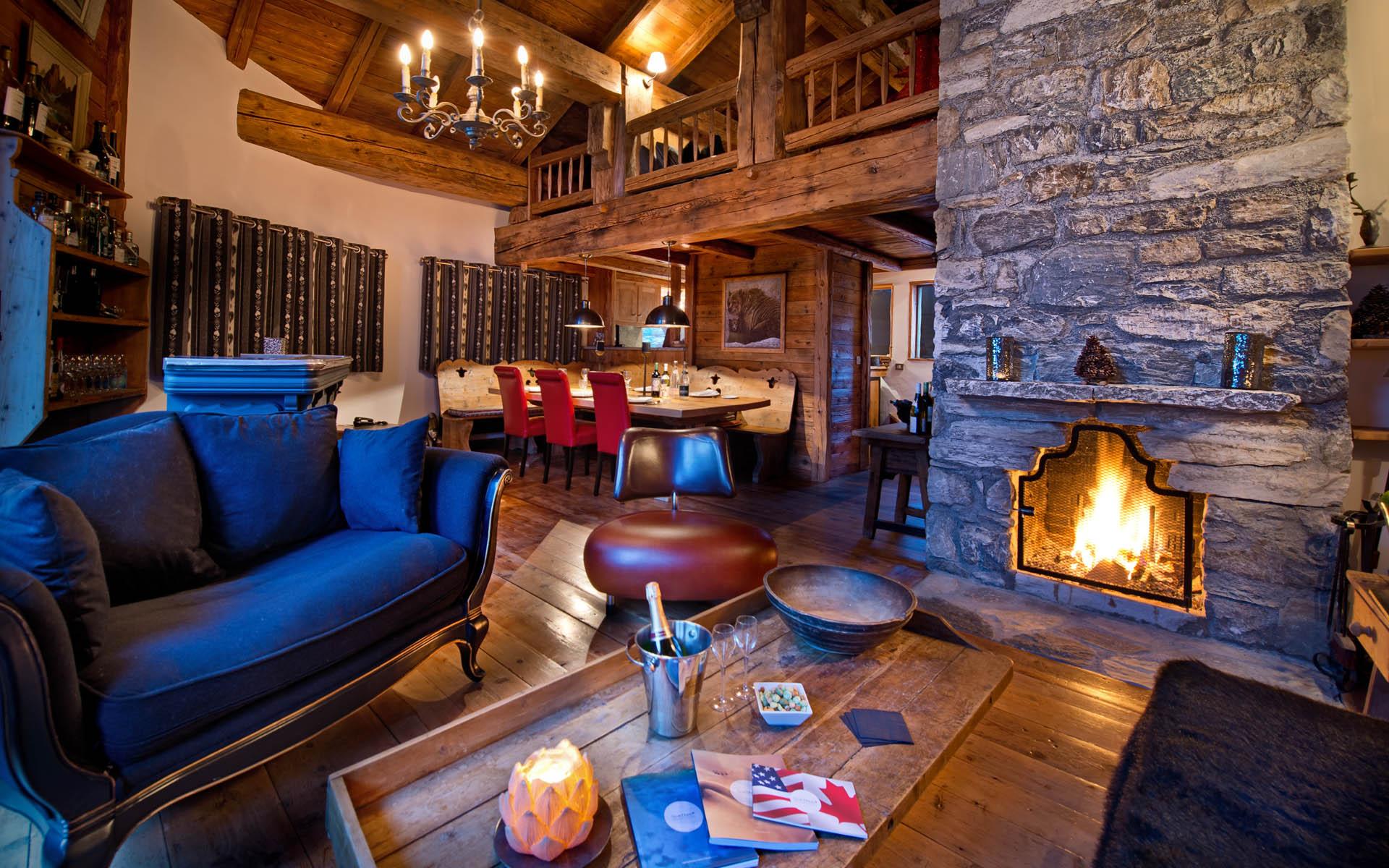 Wallpaper Hd Wallpaper Modern Ski Chalet Living Room Viahouse Com