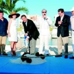 Leonel da inicio a proyecto turístico: Puerto Marina en Cap Cana