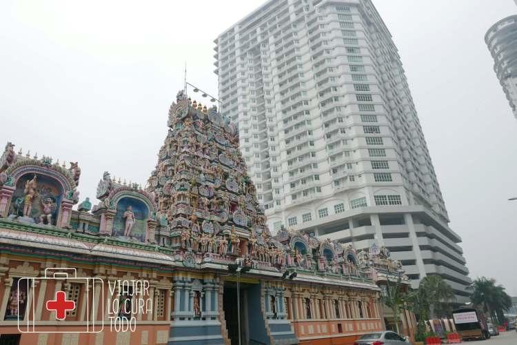 templo hindu kuala lumpur