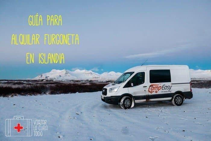 Guía para alquilar furgoneta en Islandia