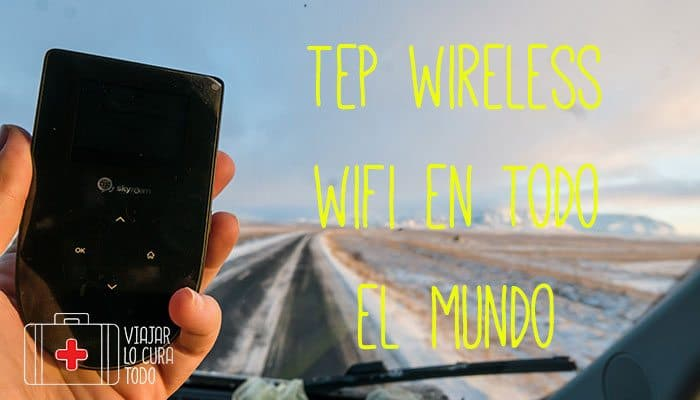TEP Wireless: conexión a internet en todo el mundo