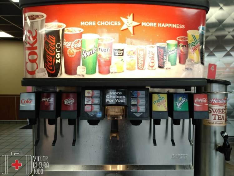 soda fountain US