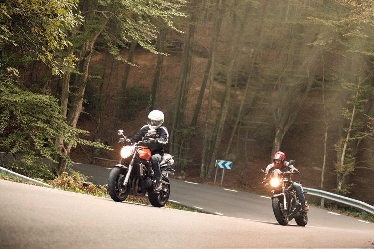 sessantauno motos montseny