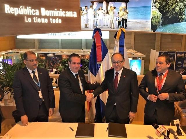 Iberia y Turismo de República Dominicana renuevan su acuerdo