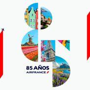 Vuelos de Madrid a París desde 85 euros i/v