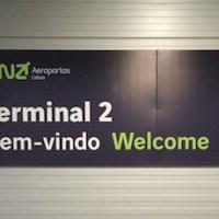 Como ir para Terminal 2 do aeroporto de Lisboa