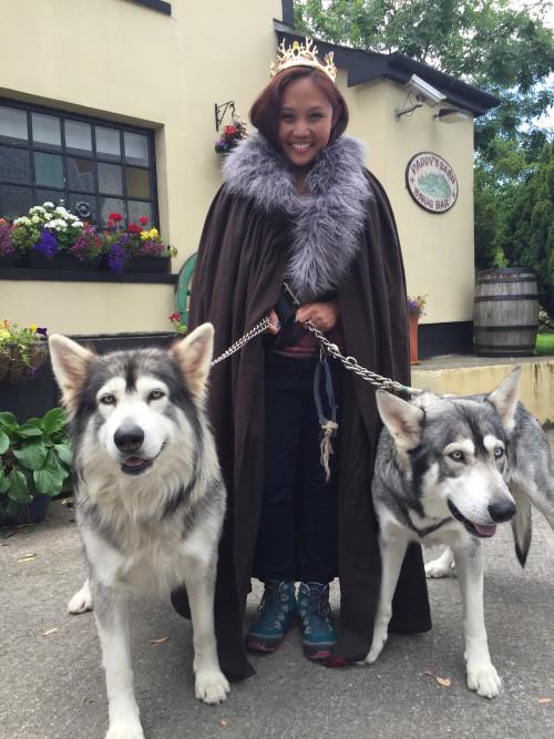 54KingoftheNorthDirewolves