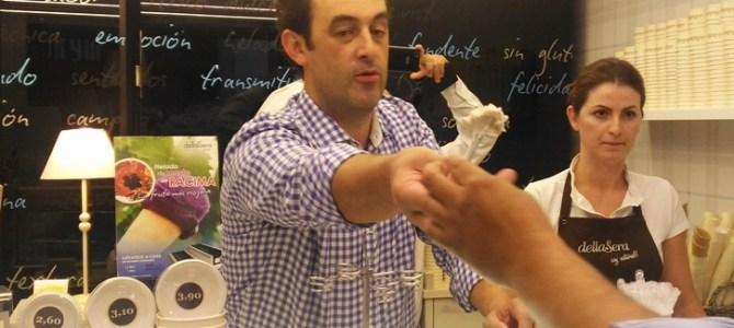 Los mejores helados de España están en La Rioja y los hace Fernando Sáenz