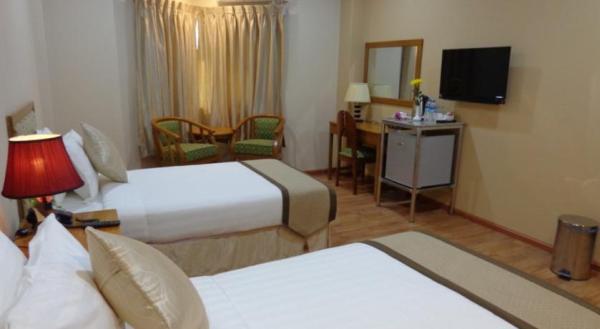 hospedagem myanmar hotel em yangon
