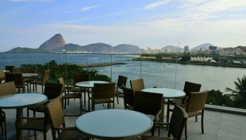 Vista Bossa Nova Mall - Bar do Hotel (2)