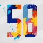 Logo 58 maraton