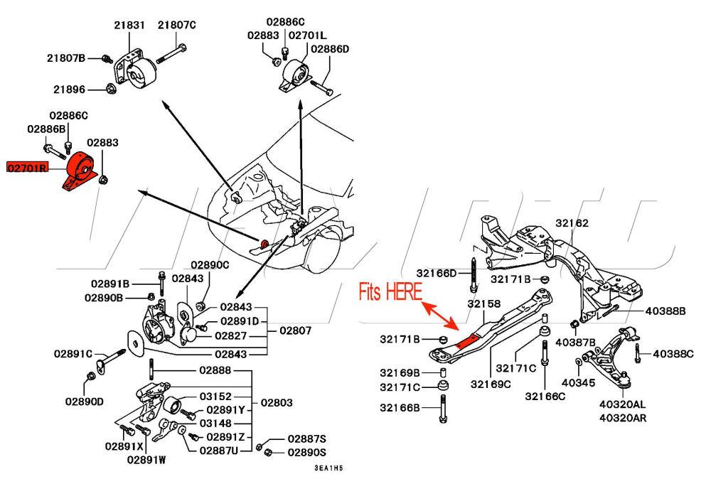 Mitsubishi Lancer Evolution Engine Diagrams Wiring Diagram 2019