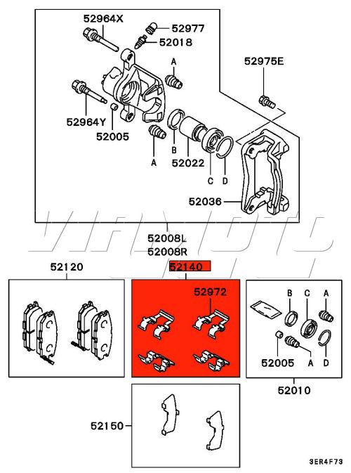 Mitsubishi Brakes Diagram Wiring Diagram