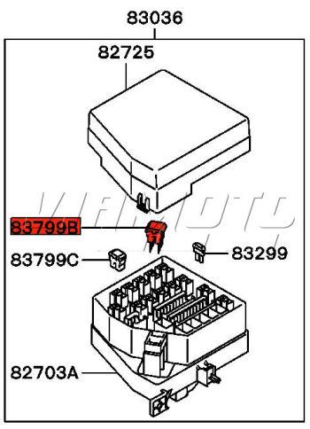 Mitsubishi Fto Fuse Box Wiring Diagram