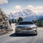 BMW Concept Gran Lusso 11
