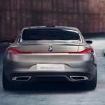 BMW Concept Gran Lusso 2