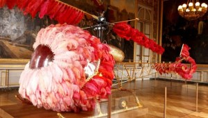 Joana Vasconcelos chateau de versailles
