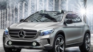 Mercedes GLA