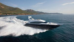 Princess Yacht 82 sur Viaprestige