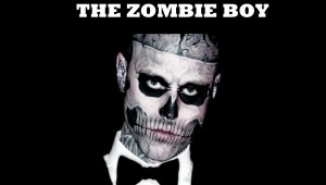 Zombie-boy 2