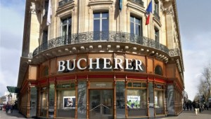 les temples du luxe  Paris Bucherer