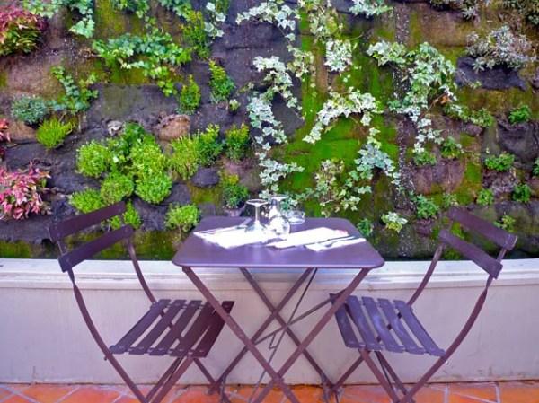 Terrasse de la Cantinetta