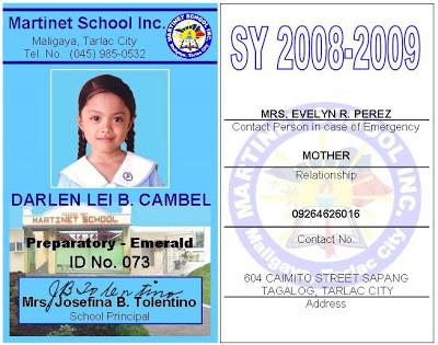 ID Cards - vibgyor digi-tech - sample id cards