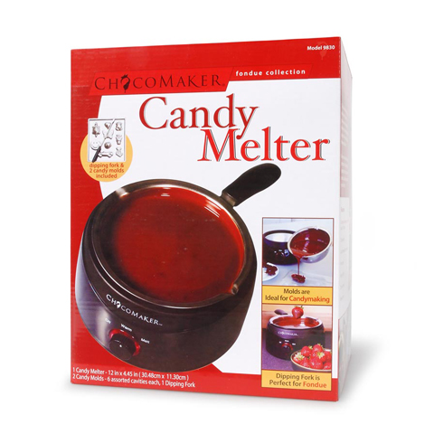 Toolbox Tuesday - Make n' Mold Candy Melter