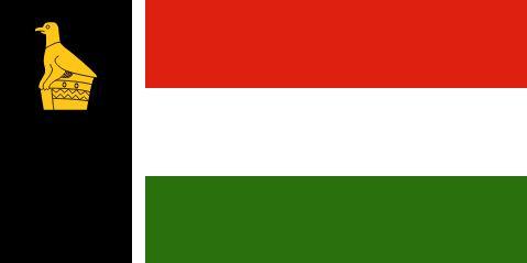 Victoria Falls Wallpaper Flag Of Zimbabwe A Colourful Representation Of The