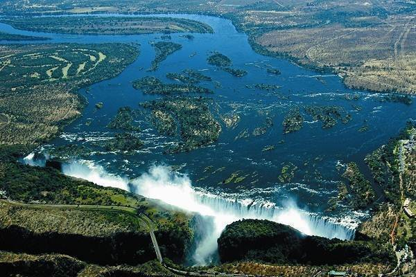Victoria Falls Wallpaper New Uni Visa For Zimbabwe Amp Zambia To Be Launched End