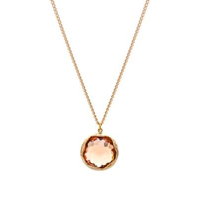 Gemma Bridesmaid Necklace – Sunset