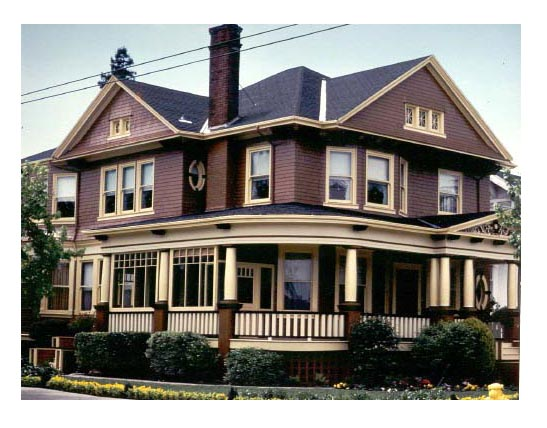 Typical Features Victorian Era Homes, Houses: How To Recognize?