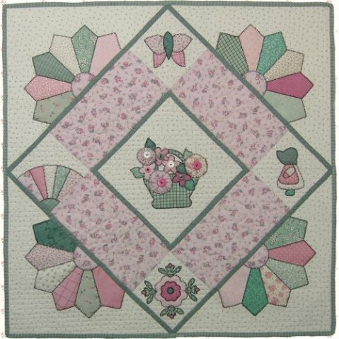 Quilt Size 35quot X 35quot Sewing Pattern Design