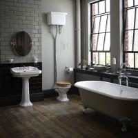Heritage Granley High Level Complete Bathroom Suite ...