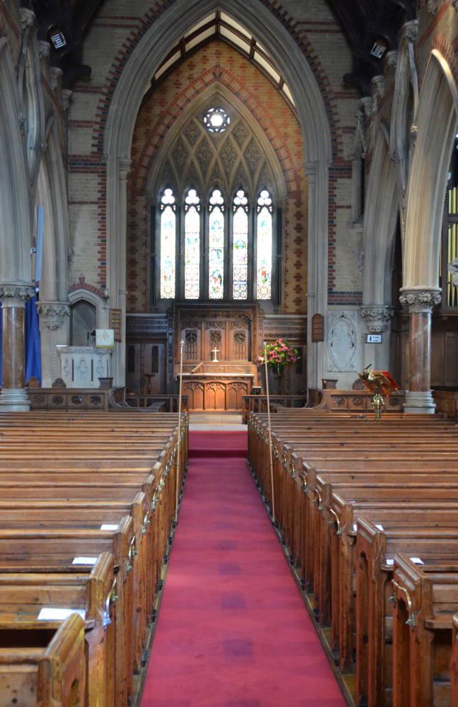 church of st simon zelotes chelsea london
