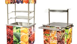 CG1 - Custom Graphics catering equipment