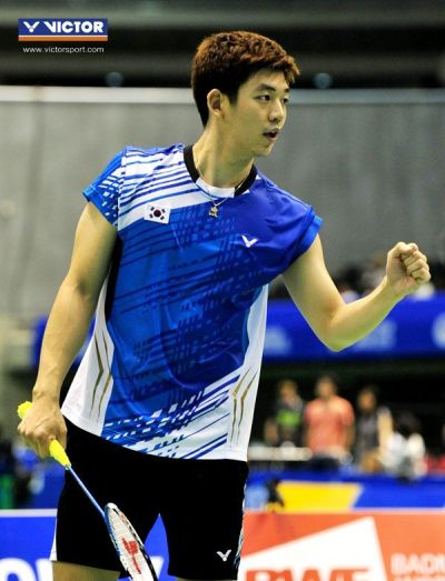 Oppa retire from national team badminton