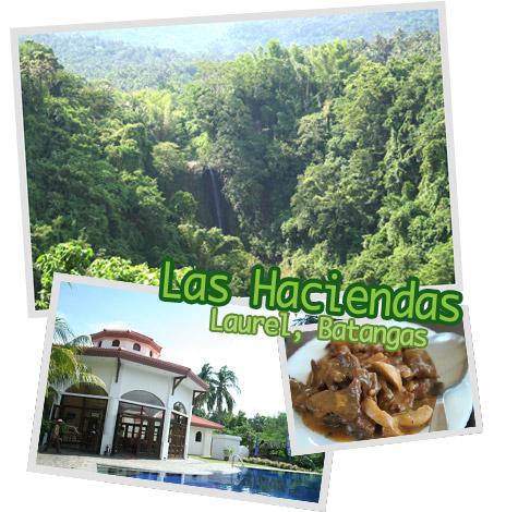 Las Haciendas, Laurel, Batangas