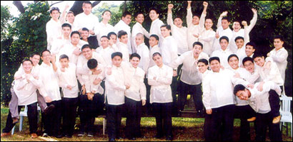 2004 class picture