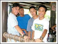 Cid, Joseph, Patrick, Victor