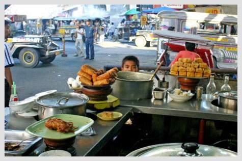eatery at Blumentritt corner Rizal Avenue, Manila